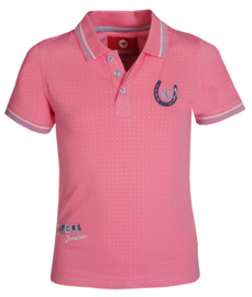 Red Horse Polo Venice Blush Pink