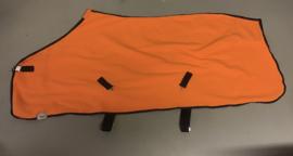 Fleecedeken  Oranje  205