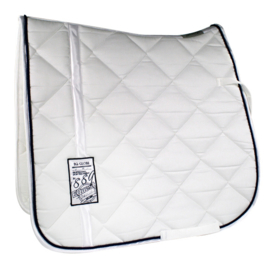 Equest zadeldek cotton maxx plus | Wit | DR Full