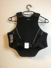Bodyprotector Zwart Ch-M