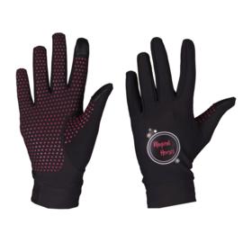 Red Horse Handschoenen Magical Zwart