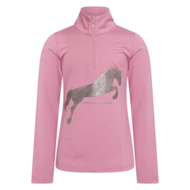 Imperial Riding Kids Shirt Shooting star | Classy Pink