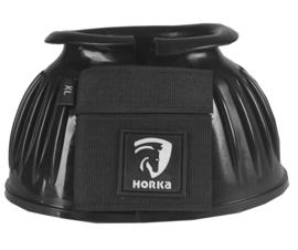 HORKA Springschoen PVC | Zwart