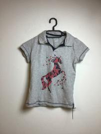 Shirt Grijs 140