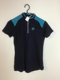 Fouganza  Shirt  Blauw  140