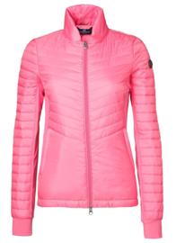 Mountain Horse Minoue Hybrid Jacket | Sugar Pink | Maat XS