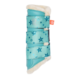 Imperial Riding Tendon Boots Ambient stars up Dusty Jade
