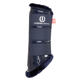 Imperial Riding Tendon Boots Boxy Star | Navy