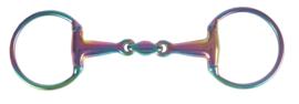 HORKA Bustrens Dubbel Gebroken Rainbow 18mm