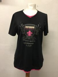 Shirt | Zwart | M