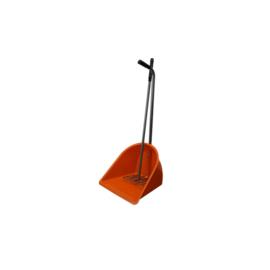 Mestboy opraapbak 78 cm + hark 85 cm | Oranje