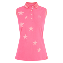 Imperial Riding Polo Shirt Stardust | Flash Pink