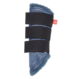 Imperial Riding Tendon Boots Cozy star   Blue