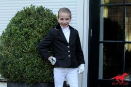 Red Horse wedstrijdjasje junior | Zwart