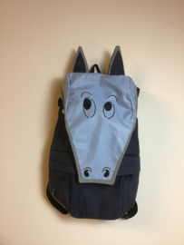 Tas  Blauw  (Paard)