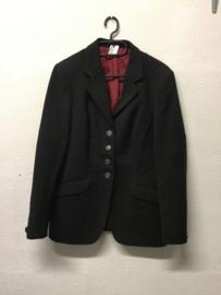 Dressuurjasje | Zwart | 44