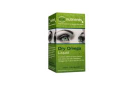 Eye Nutrients Dry Omega Liquid