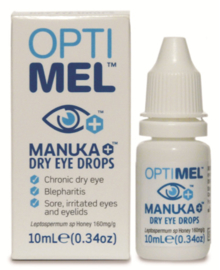 Optimel Manuka Dry Eye Drops 10ml