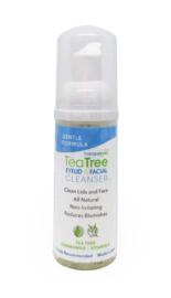 Tea Tree Ooglid en Gezichtsreiniger (Gentle) 50 ml