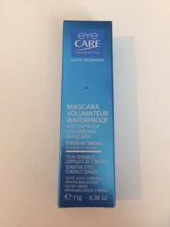 Volume Mascara WaterProof