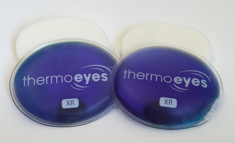 Thermoeyes pads XL beads