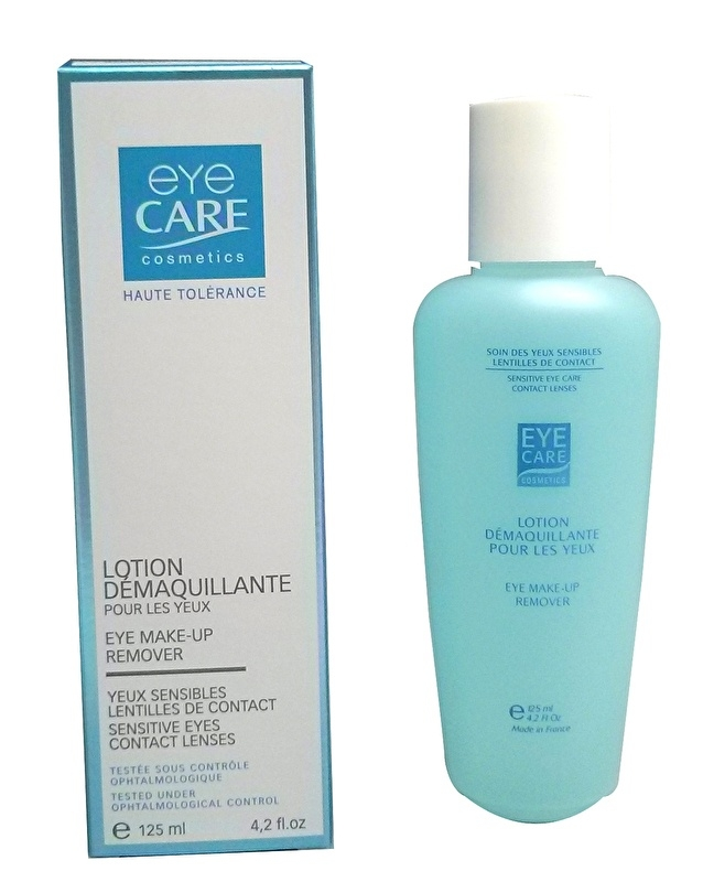 Eye Make-Up Remover Lotion 125 ml