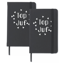 Notitieboekjes  'Top Juf' 2 stuks
