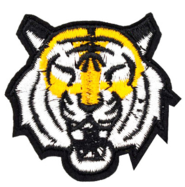 Patch tijger 2