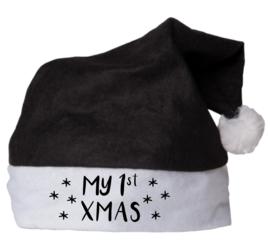 Kerstmuts My first x-mas sterretjes