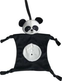 Knuffeldoekje pandabeer