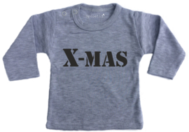 Kindershirt X-MAS