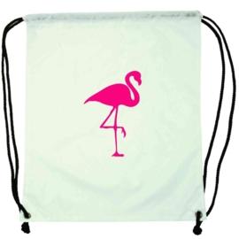 Rugzakje Flamingo