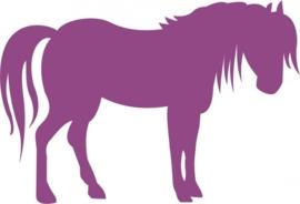 strijkapplicatie Paard