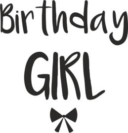Birthday Girl tekst