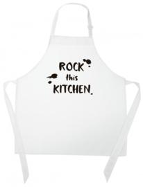 kinderschort Rock this kitchen