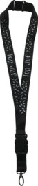 Keycord Topjuf zwart