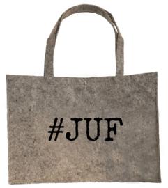 Vilten shopper #Juf