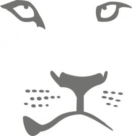 strijkapplicatie Leeuwensnoet