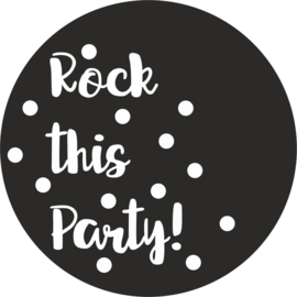 Let's rock this party!