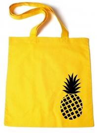 linnen tas - ananas