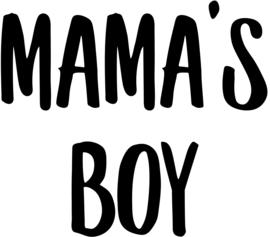 strijkapplicatie mama's boy 2