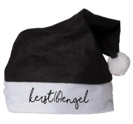 Kerstmuts Kerst(b)engel geschreven