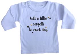 Kindershirt Confetti