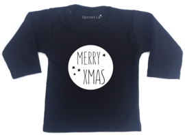 Kindershirt Merry xmas