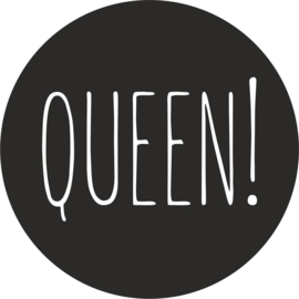 strijkapplicatie queen!