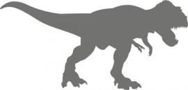 strijkapplicatie Dino T-Rex
