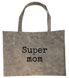 Vilten shopper Super mom