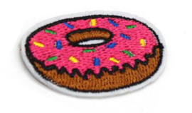 Patch donut