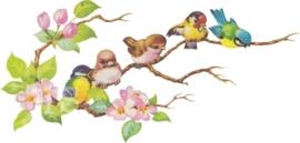 Tak vol Birdies - groot