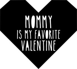 strijkapplicatie mommy is my favorite